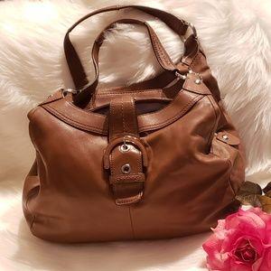 Coach leather Hobo bag NWOT